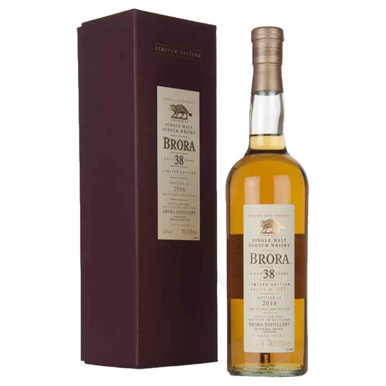 Brora 1977 38 Years - Rare Malts Selections - The Whisky Shop Singapore