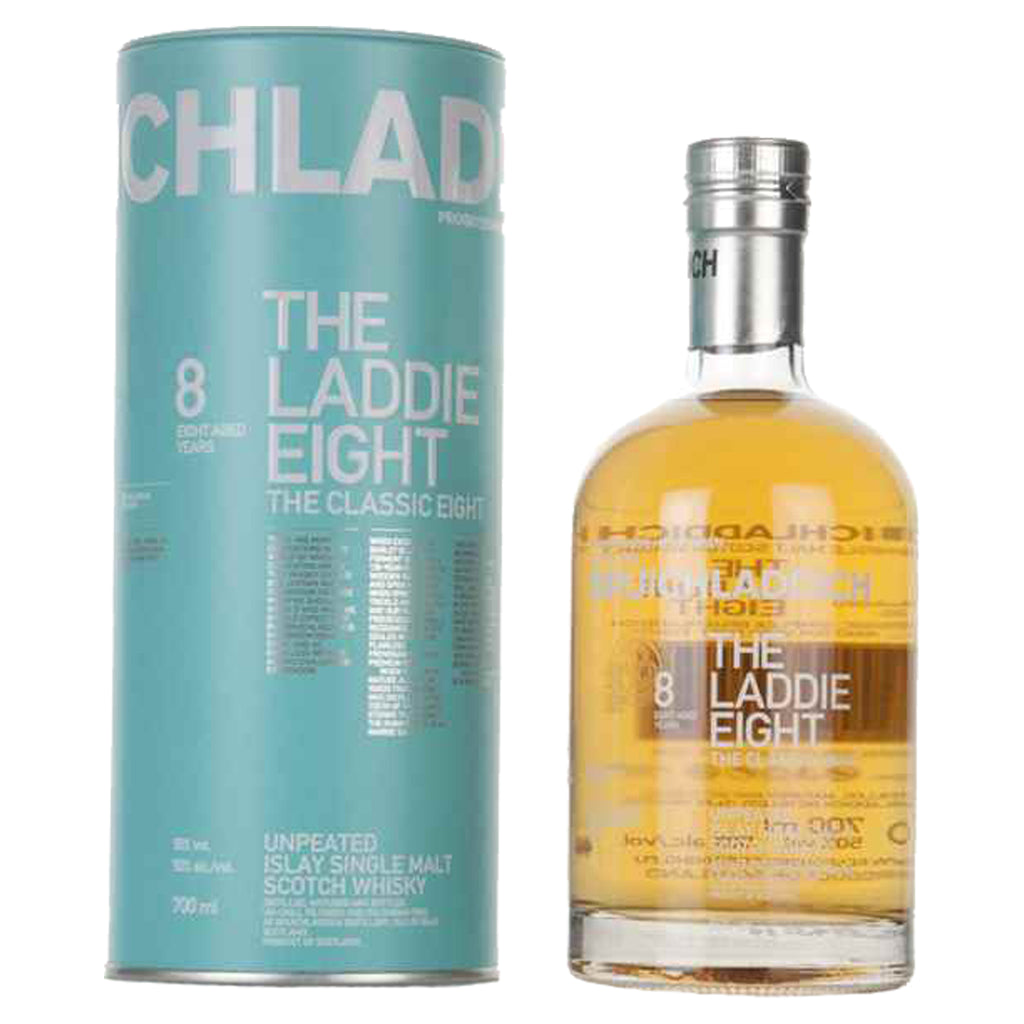 Bruichladdich 8 Years - The Laddie Eight - The Whisky Shop Singapore