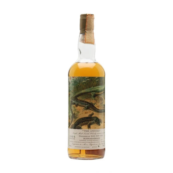 Bunnahabhain 1964 Moon Import - The Animals