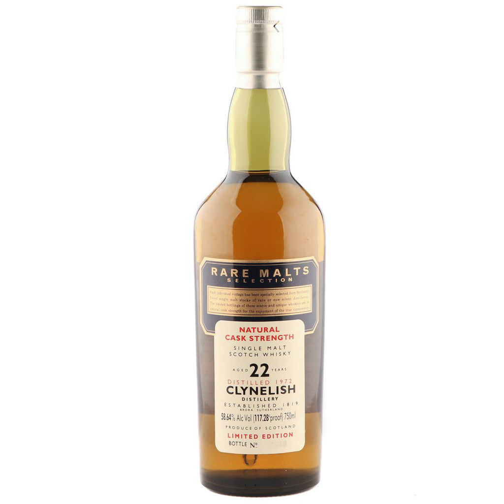 Clynelish 1972 22 Years Rare Malts Selections (58.64%) - The Whisky Shop Singapore