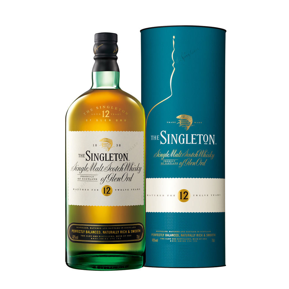 Singleton of Glen Ord 12 Years - The Whisky Shop Singapore