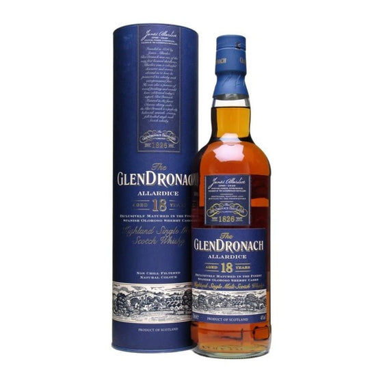 Glendronach 18 Years Allardice