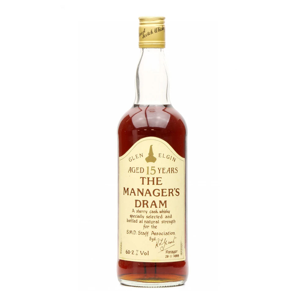 Glen Elgin 15 Years - Manager's Dram #1