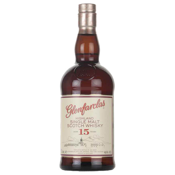Glenfarclas 15 Years - The Whisky Shop Singapore
