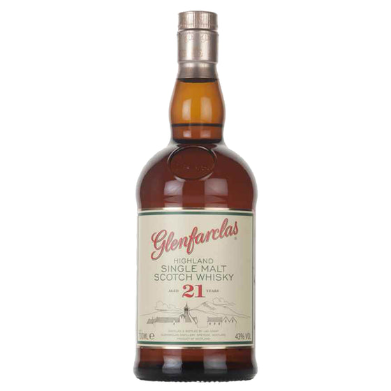 Glenfarclas 21 Years - The Whisky Shop Singapore