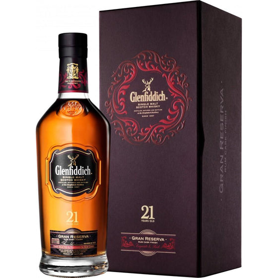 Glenfiddich 21 Years - The Whisky Shop Singapore