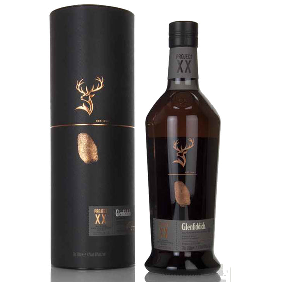 Glenfiddich Project XX - The Whisky Shop Singapore