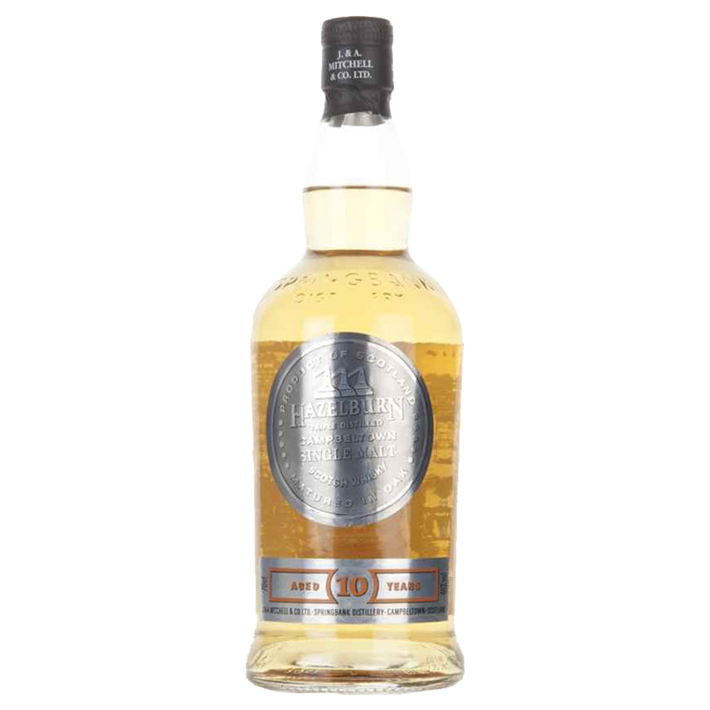 Hazelburn 10 Years Old by Springbank Distillery - The Whisky Shop Singapore