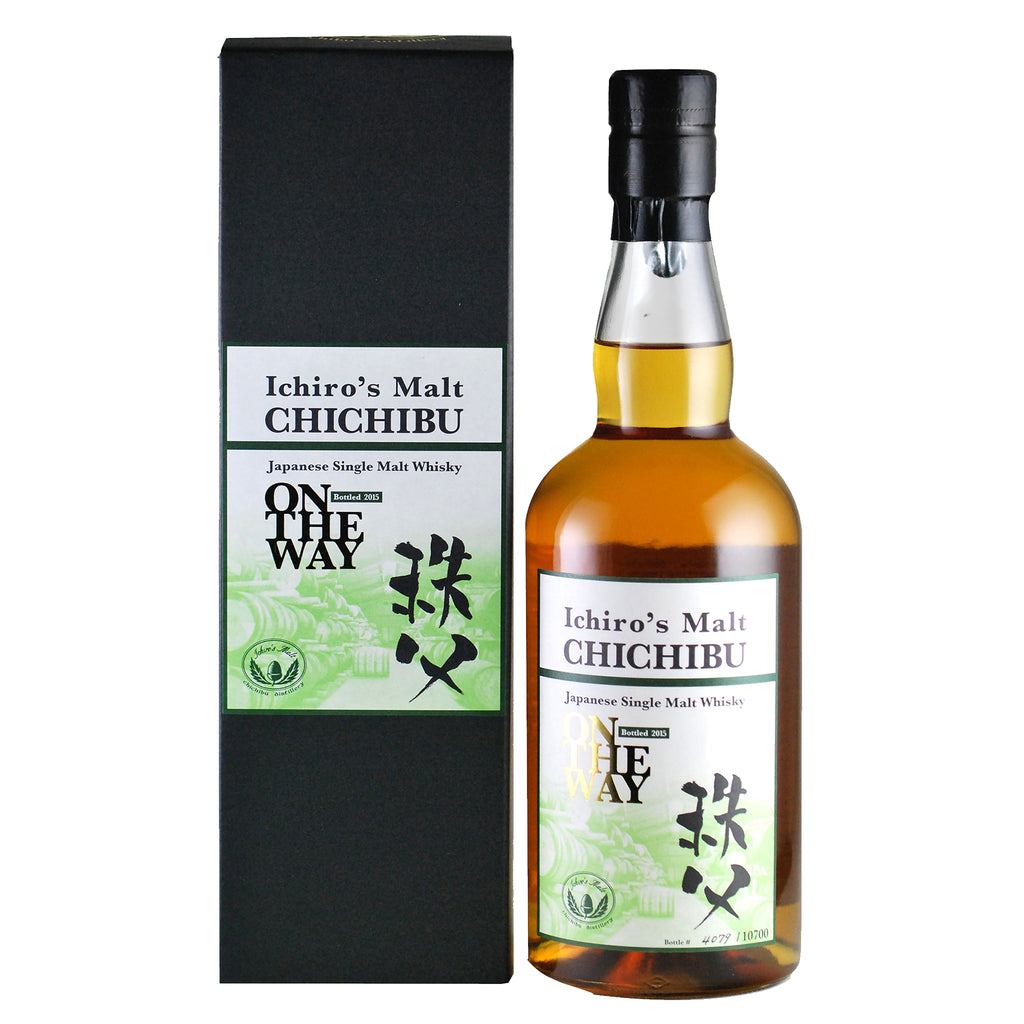 "Ichiro's Malts Chichibu - ""On The Way"" 2015 - The Whisky Shop Singapore"