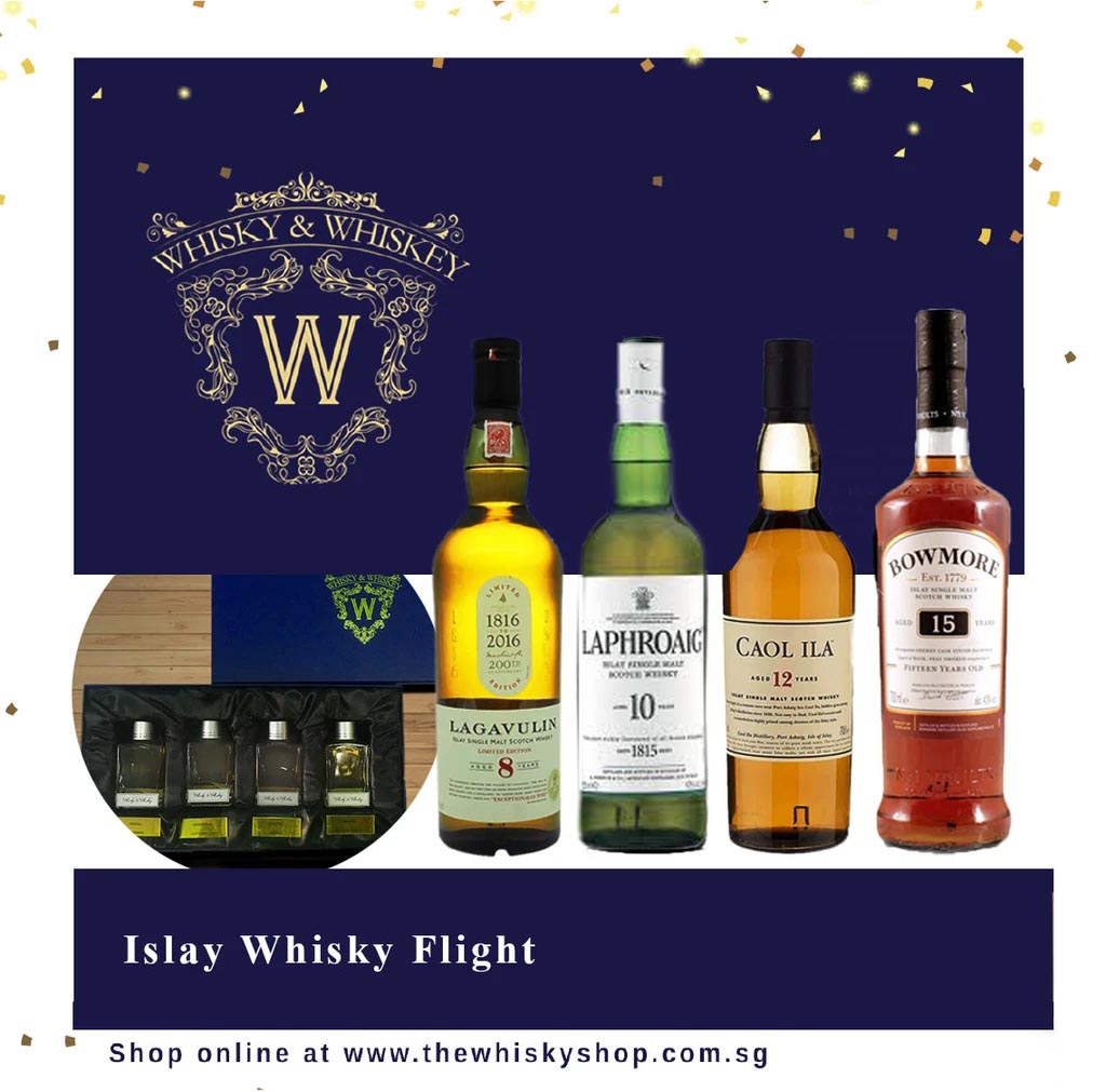 Islay Dram Flight
