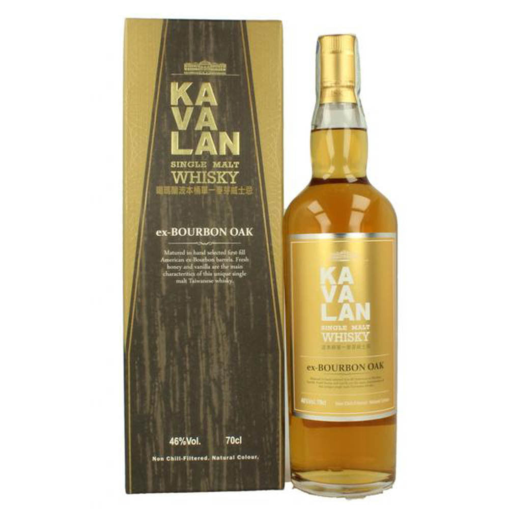 Kavalan ex-Bourbon Oak - The Whisky Shop Singapore