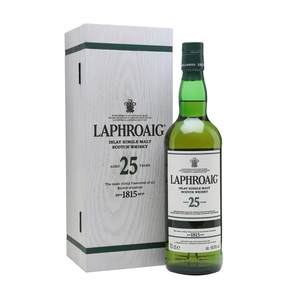 Laphroaig 25 Years Cask Strength (Bot. 2016)