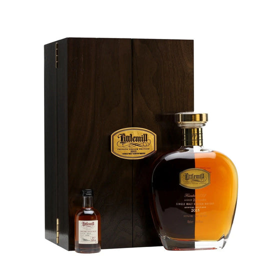 Littlemill 25 Years - Private Cellar Edition & Mini