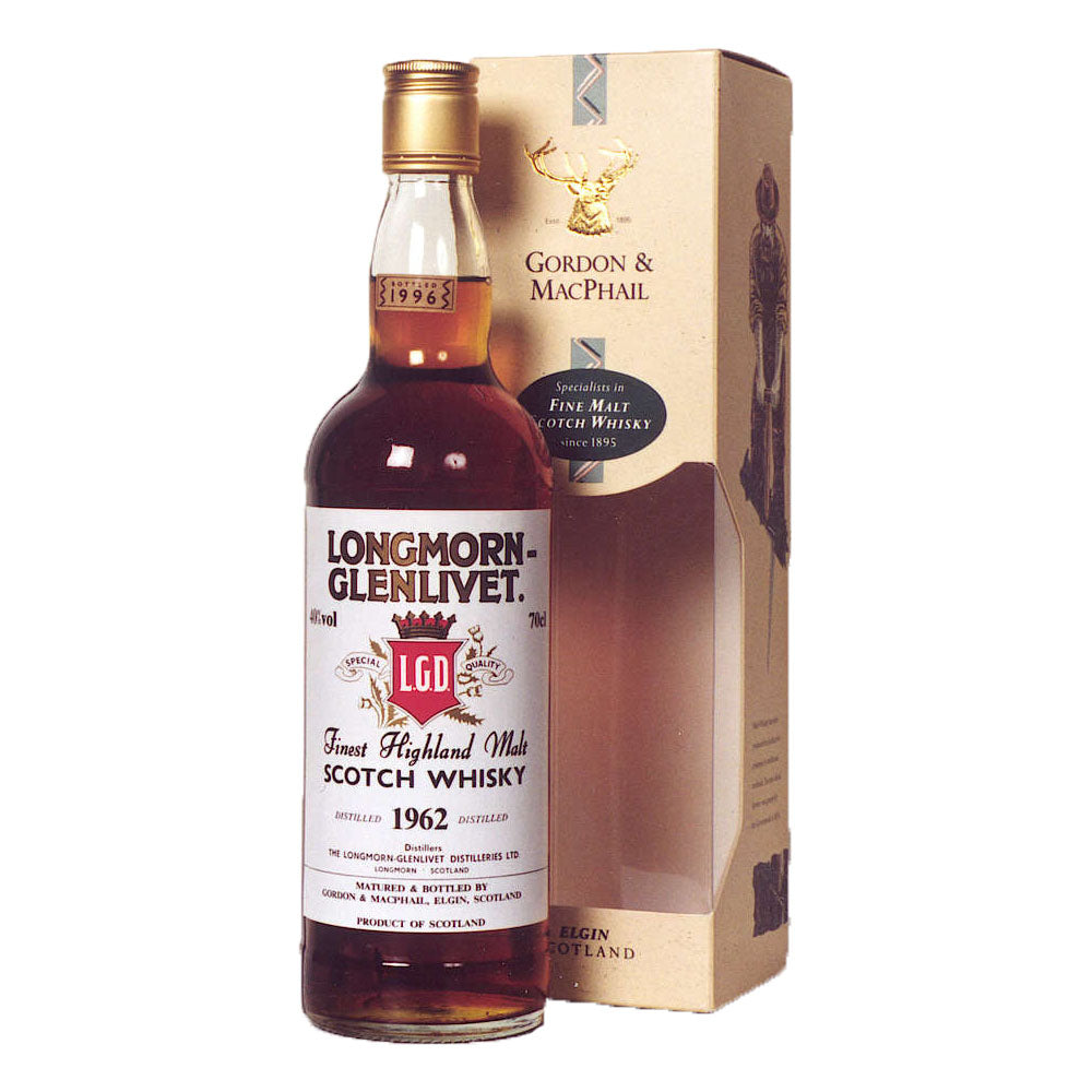 Longmorn-Glenlivet 1962 Gordon & MacPhail - The Whisky Shop Singapore