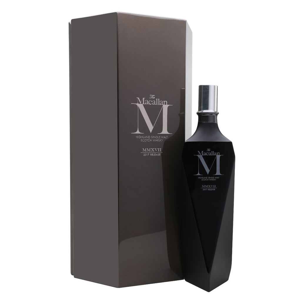 Copy of Macallan M Black Decanter - 1824 Series Collection