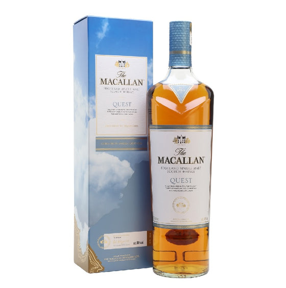 Macallan Quest - The Whisky Shop Singapore
