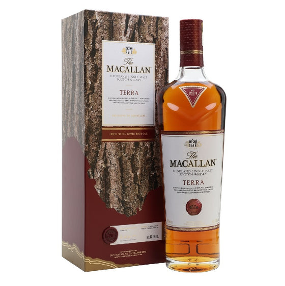 Macallan Terra - The Whisky Shop Singapore