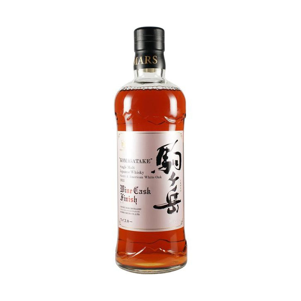Mars Iwai Komagatake Single Malt Wine Cask Finish - The Whisky Shop Singapore