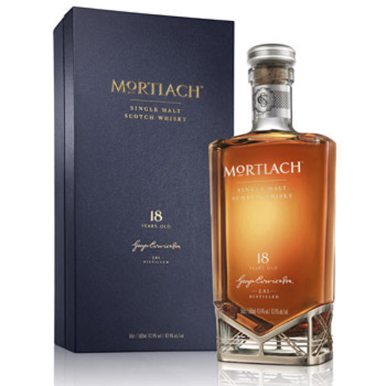 Mortlach 18 Years - The Whisky Shop Singapore