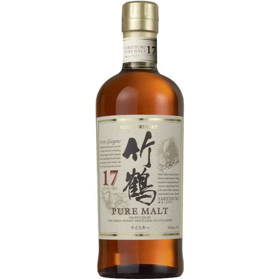 Nikka Taketsuru 17 Years - The Whisky Shop Singapore