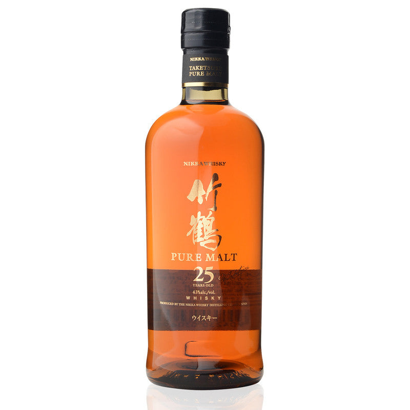 Nikka Taketsuru 25 Years - The Whisky Shop Singapore