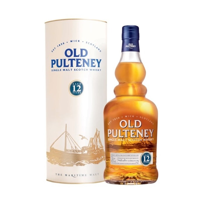 Old Pulteney 12 Year Old - The Whisky Shop Singapore