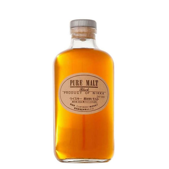 Nikka Pure Malt Black - The Whisky Shop Singapore