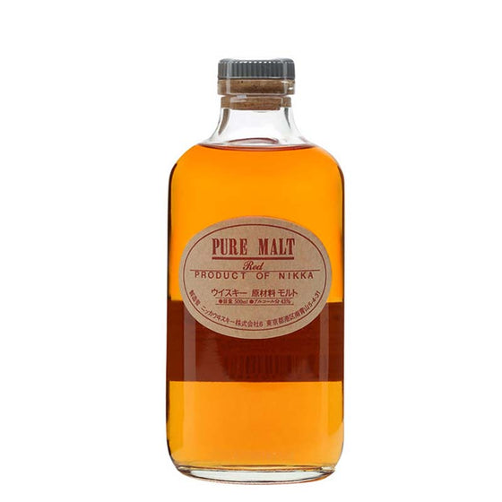 Nikka Pure Malt Red - The Whisky Shop Singapore