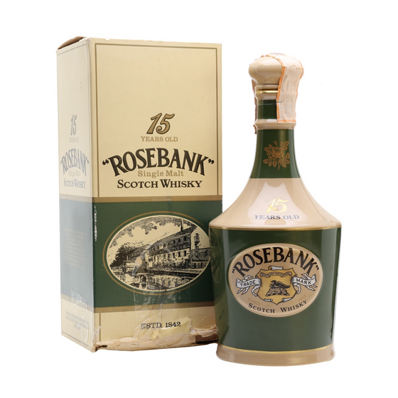Rosebank 15 Years - Ceramic