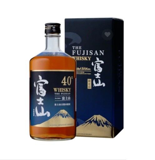The Fujisan Whisky 700mL