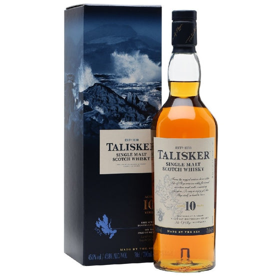 Talisker 10 Years Old - The Whisky Shop Singapore