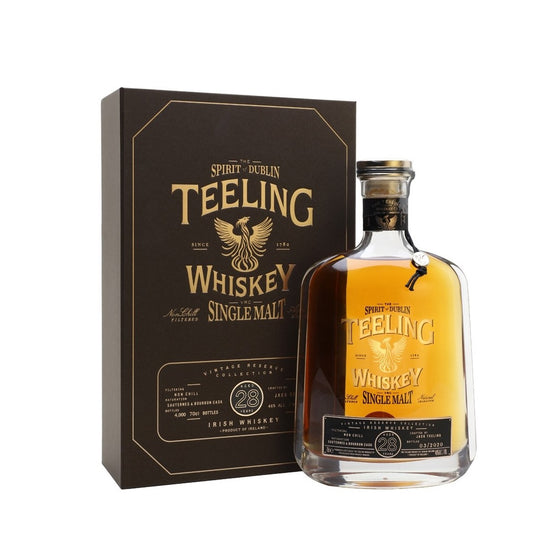 Teeling Single Malt 28 Year Old