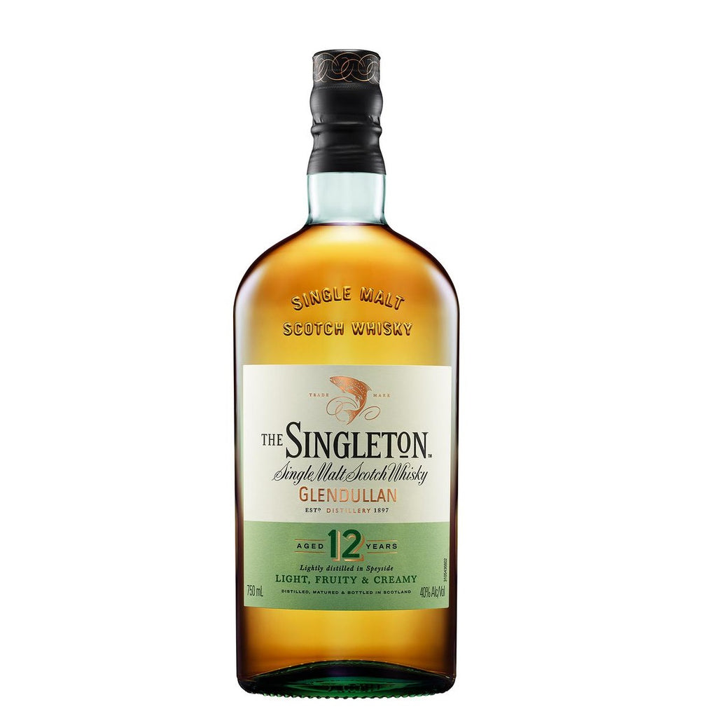 Singleton of Glendullan 12 Years old - The Whisky Shop Singapore