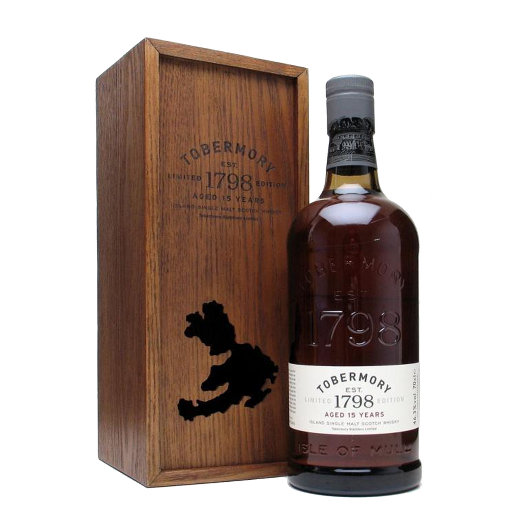 Tobermory 15 Years Limited Edition