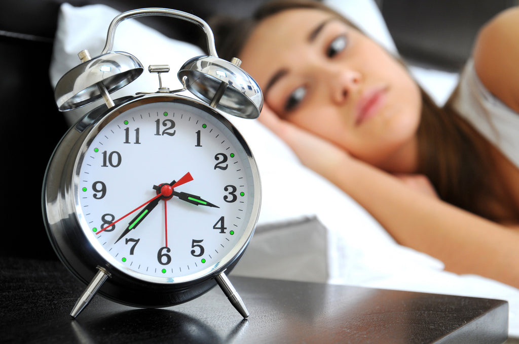 Insomnia and Magnesium Deficiency?