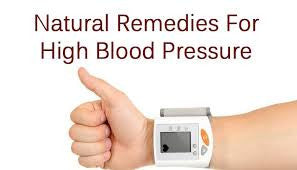 natural remedy blood pressure and magnesium