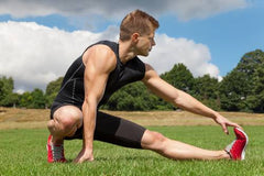 streching and muscle cramps