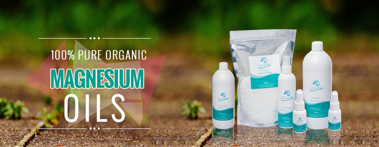 magnesium oil, magnesium products