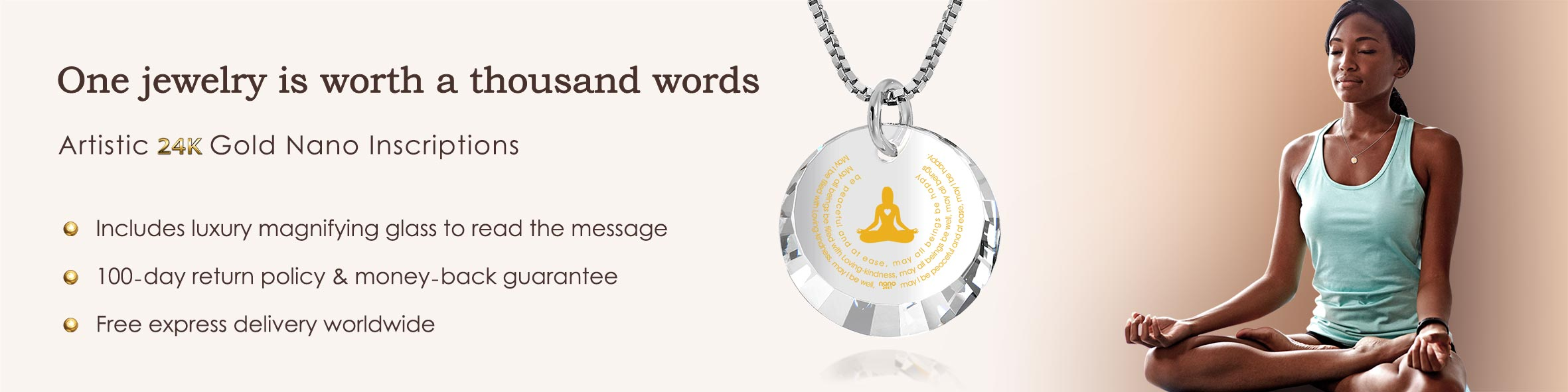 Buddha Jewelry and Meditation Gifts