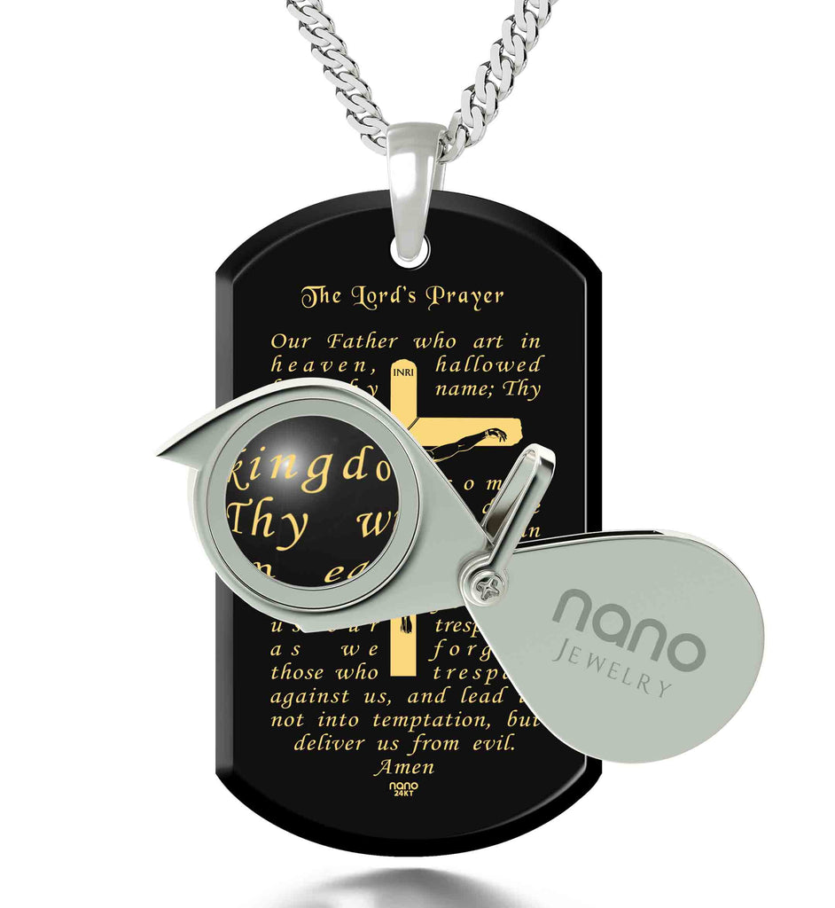 Catholic Pendants - Nano Jewelry