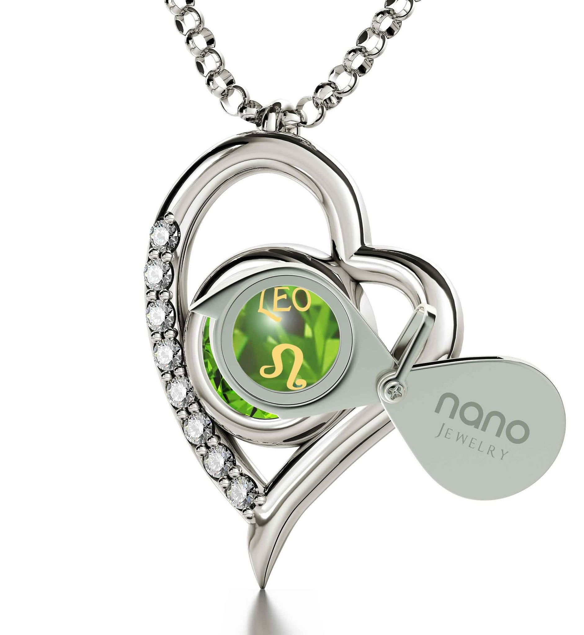 heart sterling wid silver at remembered necklace necklaces jewelry birthstone category august personalized things