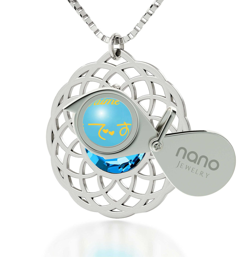 Best Girlfriend Gifts, Necklaces with Meaning, Motivational Jewelry, Nano
