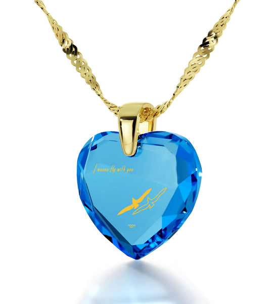 """Valentines Ideas for Her, Blue Stone Jewellery, Gift for Wife Anniversary, Good Christmas Presents for Girlfriend by Nano Jewelry """