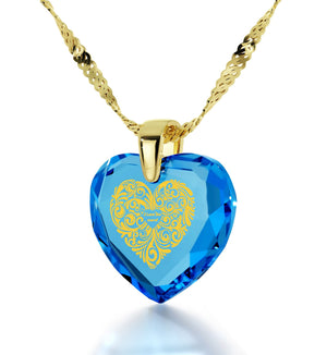 """Christmas Present Ideas for Wife, CZ Jewellery, 14k Gold Necklace,Top Gifts for Women, Nano """