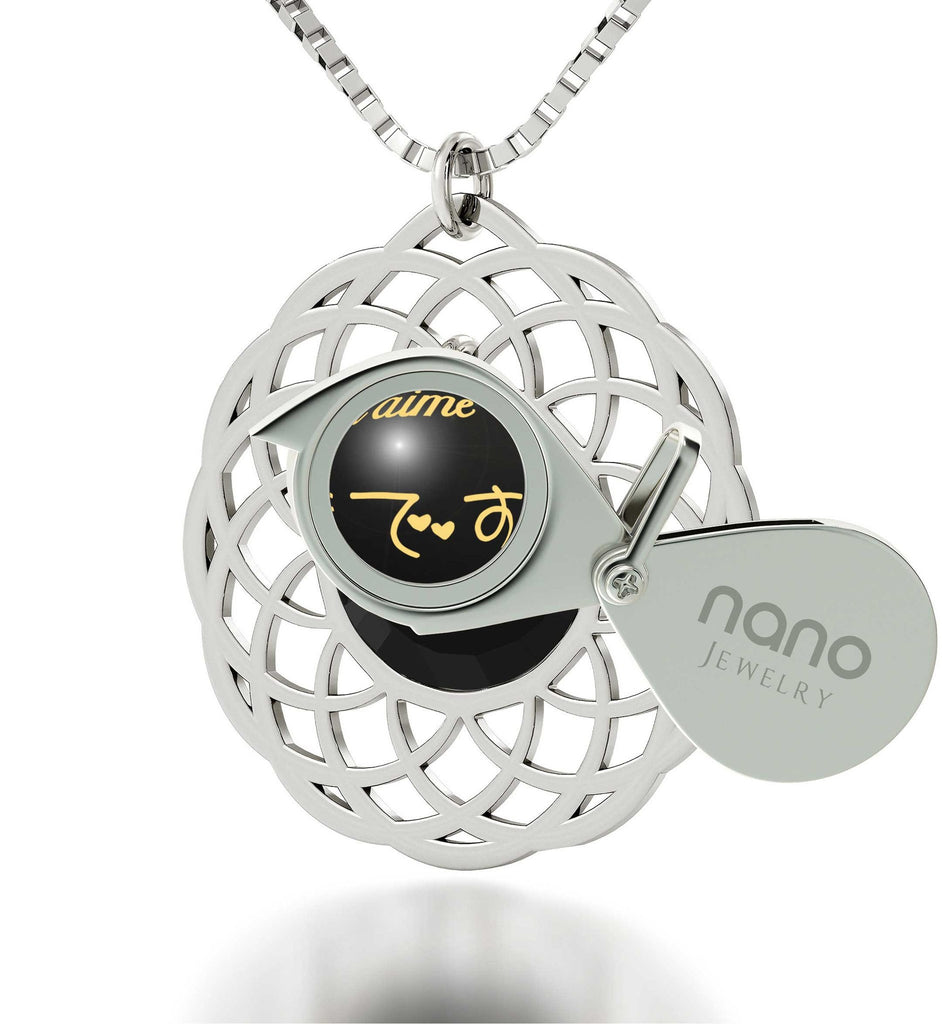 Cute Gift Ideas for Girlfriend, Necklaces with Meaning, Pure Romance Products, Nano Jewelry