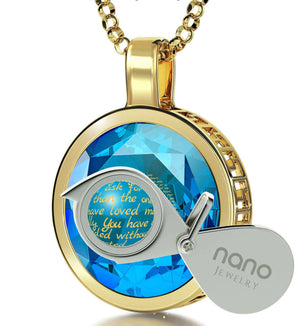 Best Christmas Present For Mom, 14k Gold Meaningful Necklaces, Mother Daughter Jewelry