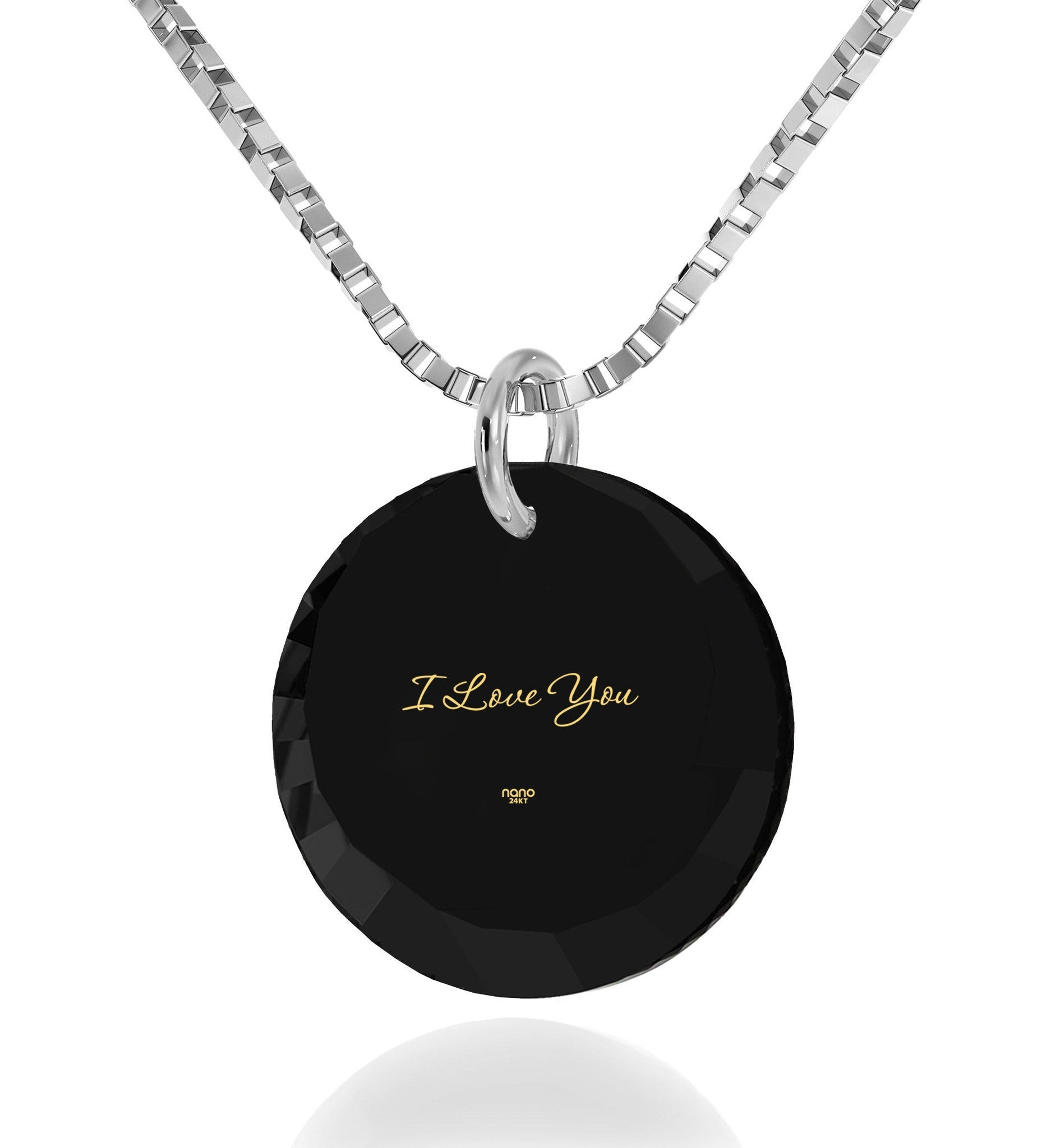 Great Valentines Gifts For Her Girlfriend Necklace Cz Jewelry 30th Birthday Present Ideas Nano
