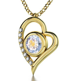 """LeoJewelry, 14kGoldChain with Pendant, WifeBirthdayIdeas, SpecialGifts for Sisters"""