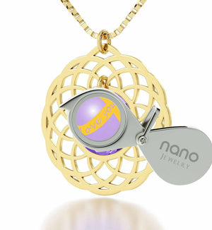 """Love You Always"" Dainty Gold Necklace, Good Christmas Presents for Girlfriend, Gift Ideas for Young Women by Nano"