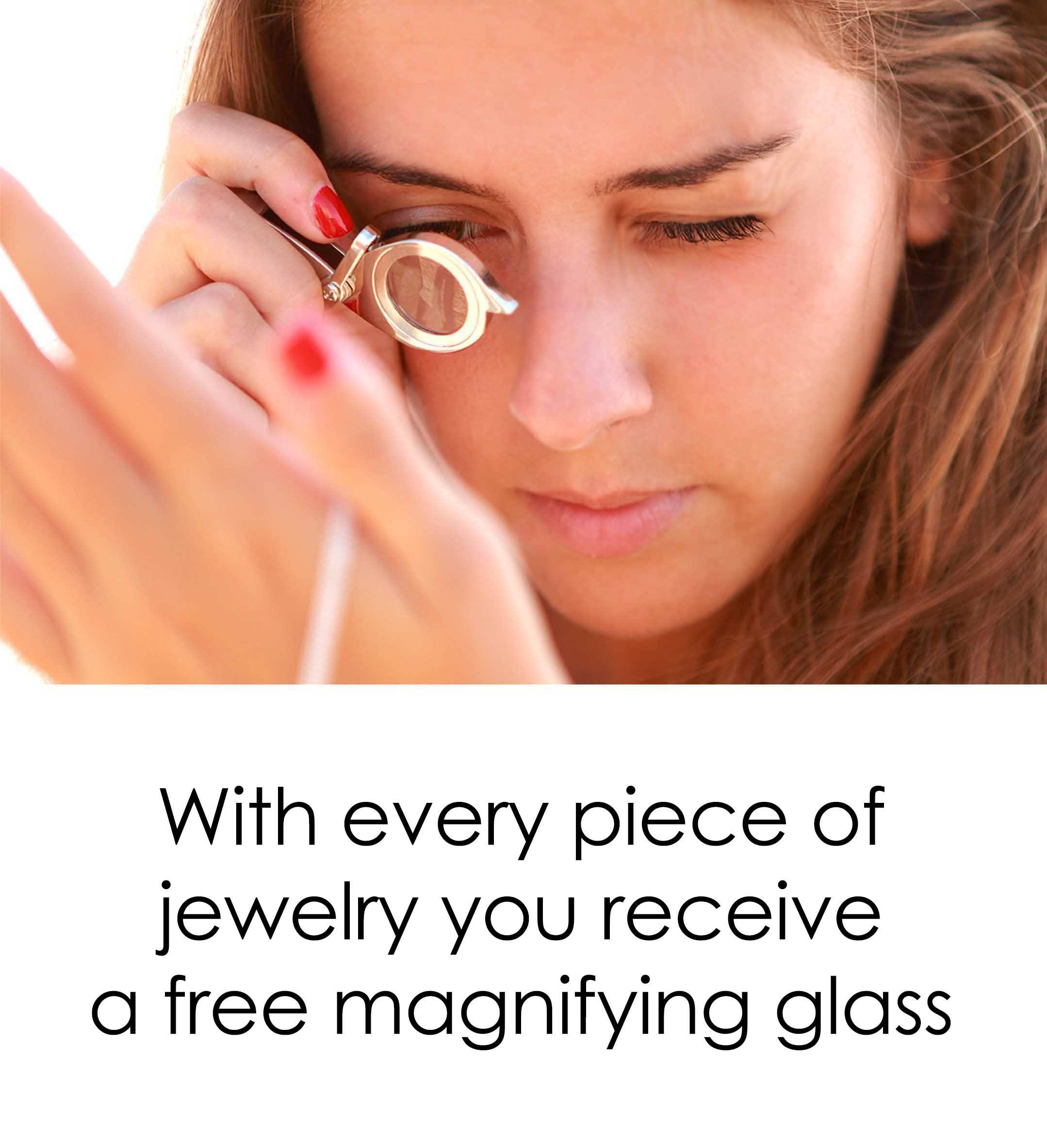 Nano Jewelry Magnifying Glass